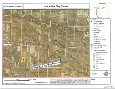 Kingman Residential Lots & Land For Sale: Tbd Pairlee