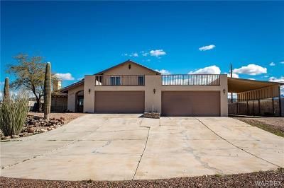 Bullhead Single Family Home For Sale: 618 Sycamore Court