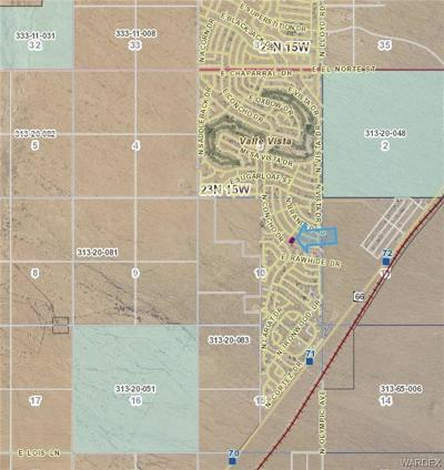 Kingman Residential Lots & Land For Sale: 9349 N Singletree Drive
