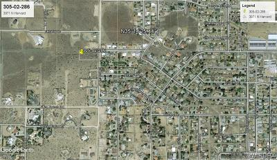 Kingman Residential Lots & Land For Sale: 3971 N Harvard Street