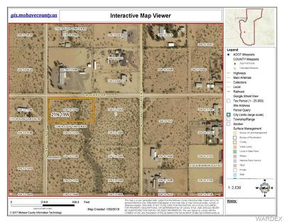 Mohave County Residential Lots & Land For Sale: Tbd N Glen Canyon Road