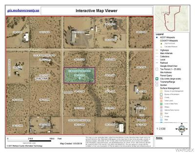 Mohave County Residential Lots & Land For Sale: 3740 N Glen Canyon Road