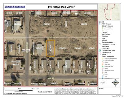 Kingman Residential Lots & Land For Sale: Mountain