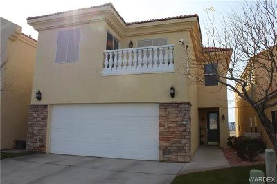 Bullhead Single Family Home For Sale: 1825 E Shore Villas, Unit 4 Drive