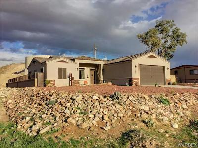 Bullhead Single Family Home For Sale: 3281 Secret Pass Canyon Drive