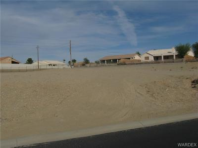 Fort Mohave Residential Lots & Land For Sale: 2239 E Bella Vista Drive