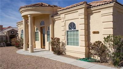 Bullhead Single Family Home For Sale: 2055 Pegasus Ranch Rd