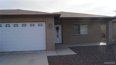 Kingman Single Family Home For Sale: 950 Mountain View Drive
