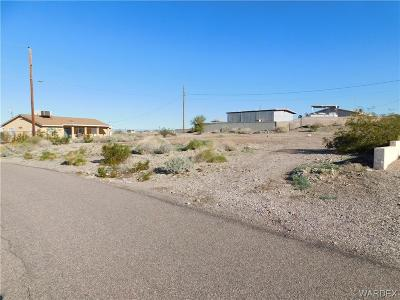 Lake Havasu Residential Lots & Land For Sale: 2225 Chaparral Drive