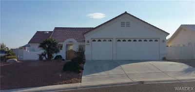 Bullhead Single Family Home For Sale: 2085 Lariat Drive
