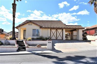 Laughlin (Nv) Single Family Home For Sale: 3035 Quantana Way