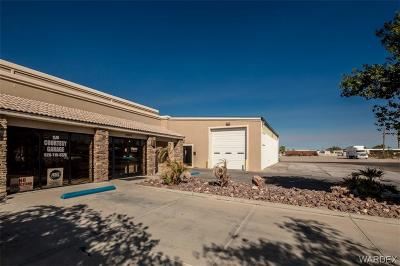 Fort Mohave Commercial For Sale: 4635 Apollo Street