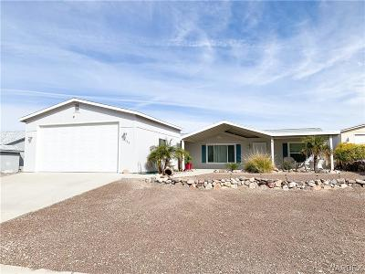 Mohave County Manufactured Home For Sale: 2453 S Ridge Avenue