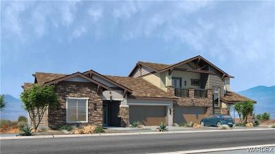 Bullhead Condo/Townhouse For Sale: 1372 Harker Court