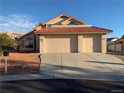 Bullhead Single Family Home For Sale: 815 Sunburst Place