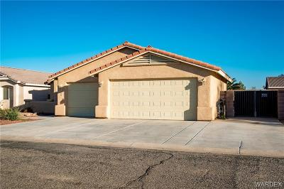 Mohave Valley Single Family Home For Sale: 2423 E Saguaro Drive