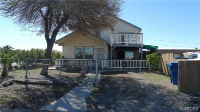 Bullhead Single Family Home For Sale: 1124 Sahuaro Drive