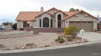 Bullhead Single Family Home For Sale: 3473 Sunflower Court