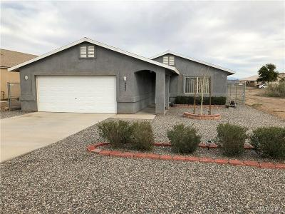 Mohave Valley Single Family Home For Sale: 9852 S Phoenix Drive
