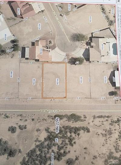 Mohave Valley Residential Lots & Land For Sale: Calle De Media