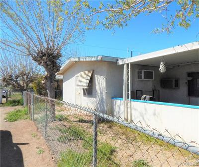 Mohave Valley Single Family Home For Sale: 7873 S Mallard Street