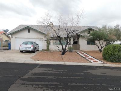 Bullhead Single Family Home For Sale: 843 Warren Road