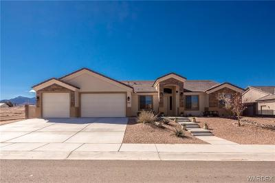 Kingman AZ Single Family Home For Sale: $349,500
