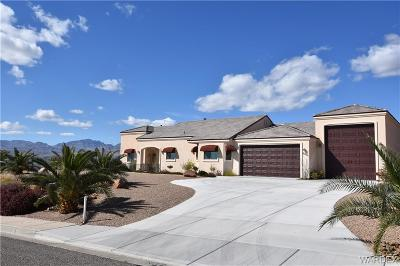 Bullhead AZ Single Family Home For Sale: $449,000