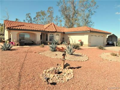 Mohave Valley Single Family Home For Sale: 10189 S St George Road