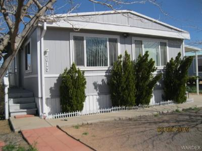 Kingman Manufactured Home For Sale: 2615 E Carver Avenue