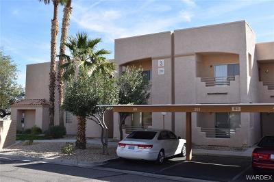 Laughlin (Nv) Condo/Townhouse For Sale: 2191 Bay Club Drive #202