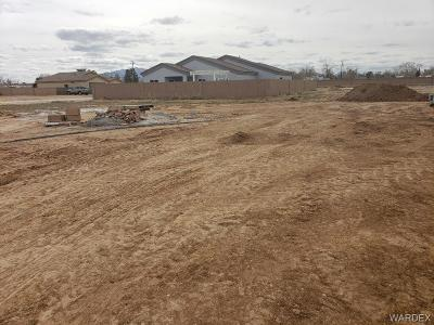 Kingman Residential Lots & Land For Sale: 3718 E Angelina Drive