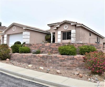 Laughlin (Nv) Single Family Home For Sale: 3508 Cottage Meadow Way