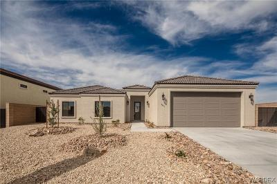 Fort Mohave Single Family Home For Sale: 5674 Trevino Way