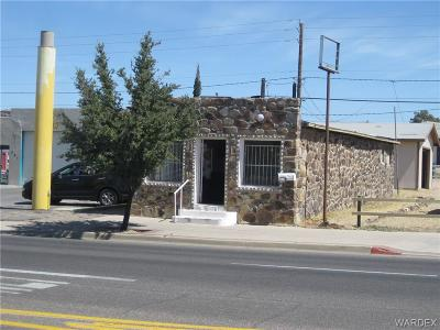 Kingman Commercial For Sale: 207 Andy Devine Avenue