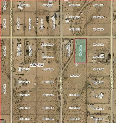 Golden Valley Residential Lots & Land For Sale: 5658 W Burro Drive