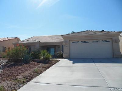 Fort Mohave Rental For Rent: 1952 E Fairway Drive