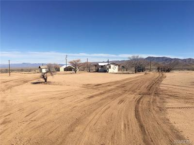 Mohave County Manufactured Home For Sale: 3580 N Rango Drive