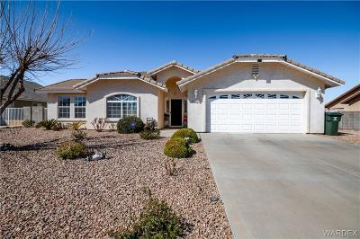 Kingman Single Family Home For Sale: 3967 Prairie View Drive