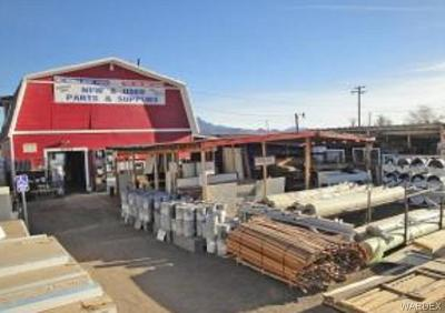 Kingman Commercial For Sale: 4154 N Mallard Drive