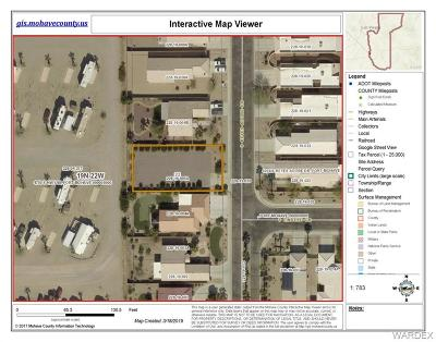 Fort Mohave Residential Lots & Land For Sale: 4703 S Reyes Adobe Drive