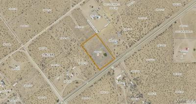 Golden Valley Residential Lots & Land For Sale: 5595 W Oatman Highway