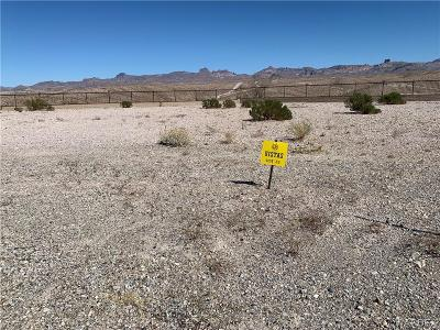 Bullhead Residential Lots & Land For Sale: 3269 Gila Drive
