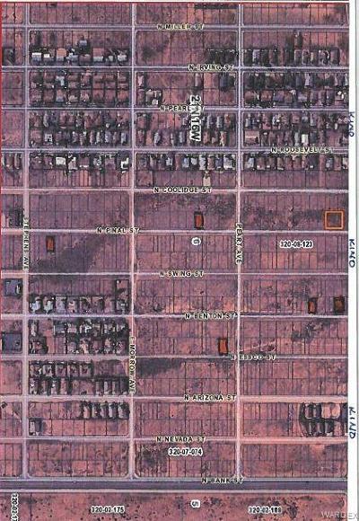 Kingman AZ Residential Lots & Land For Sale: $33,000
