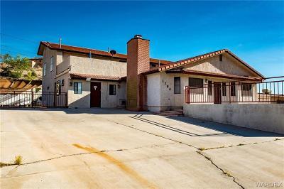 Bullhead Single Family Home For Sale: 1784 Dorado