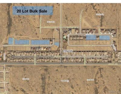 Kingman AZ Residential Lots & Land For Sale: $700,000