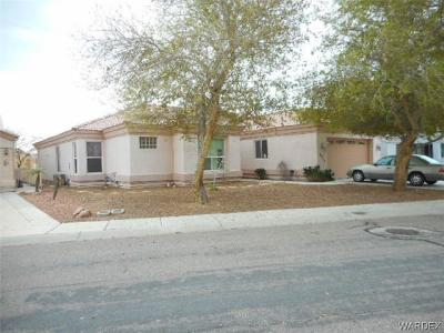 Mohave Valley Single Family Home For Sale: 10718 S Fountain Cove
