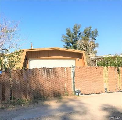 Mohave Valley Single Family Home For Sale: 10563 S Lead Lane