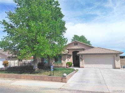 Kingman Single Family Home For Sale: 3030 N Prescott Street
