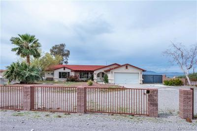 Fort Mohave Single Family Home For Sale: 4355 S River Road Way